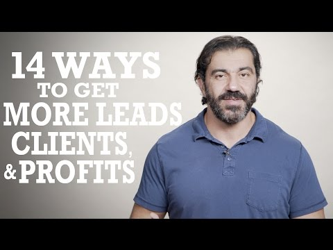 14 Ways to Get More Leads and Clients for Your Personal Training Business