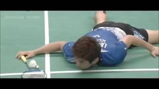 Best badminton deceptions  2017 edition