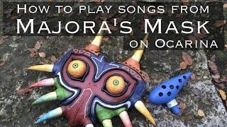 Tutorial // Spider Dance - Undertale // 12 Hole Ocarina