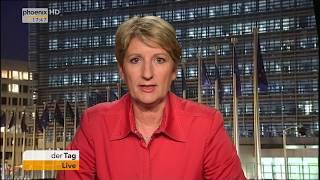 Anne Gellinek aus Brüssel zu den Brexit-Verhandlungen am 12.10.17