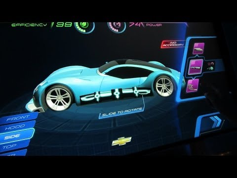 New - Design Your Own Test Track Car - Walt Disney World Epcot