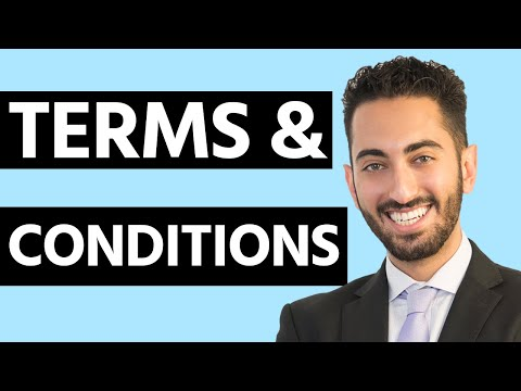 Terms and Conditions for Your Website (Is it Completely Necessary?)