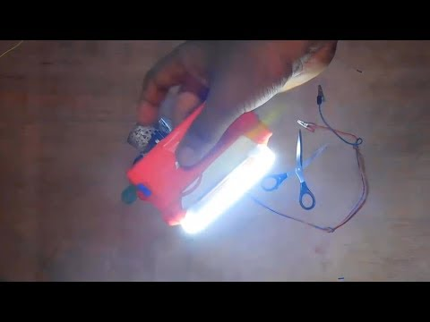 Home made Charger light | how to make a light | how to make a charger light | Stupid Engineer