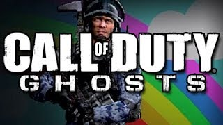 Call of Duty: Ghosts - Funny Moments Montage!  (Wall Glitch and Akimbo Acog Magnums!)