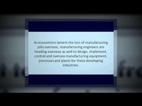 Manufacturing Engineering Degree Programs
