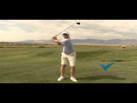 Perils of Swinging Too Hard - Wingpointe Pro Golf Tip