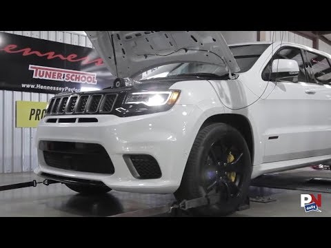 A Grand Cherokee Trackhawk That Puts Out Almost 1,000 HP!