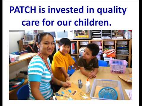 PATCH Supports Hawaii's Child Care Needs
