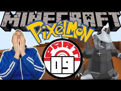 Minecraft Pixelmon - Part 9 | EPIC MASTER BALL CATCH!