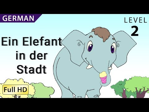 Rosa Goes to the City: Learn German with subtitles - Story for Children
