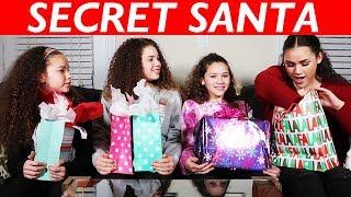 Secret Santa   Sister Edition! (Haschak Sisters)
