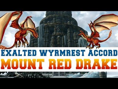 MOUNT RED DRAKE