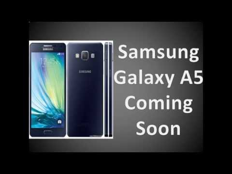 Samsung Galaxy A5 mobile Features