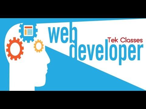 web development training | Web designing training