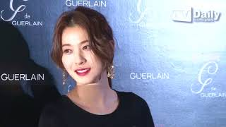 [TD영상] 유인영(Yoo In Young) '시선 사로잡는 블랙 시스루 드레스'