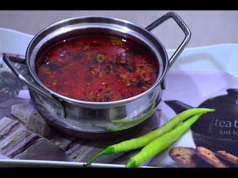 Katachi amti (vatnachi) / वाटणाची कटाची आमटी / maharashtrian traditional recipe
