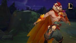 Campeão em Destaque: Rakan, o Encantador