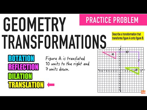 ✪ How Do I Translate a Figure? | 8th Grade Geometry Transformations