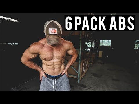 How To Get 6-Pack Abs   With Or Without Equipment