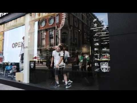 JD Sports New Flagship Store on Oxford Street, London. #JDOxfordst