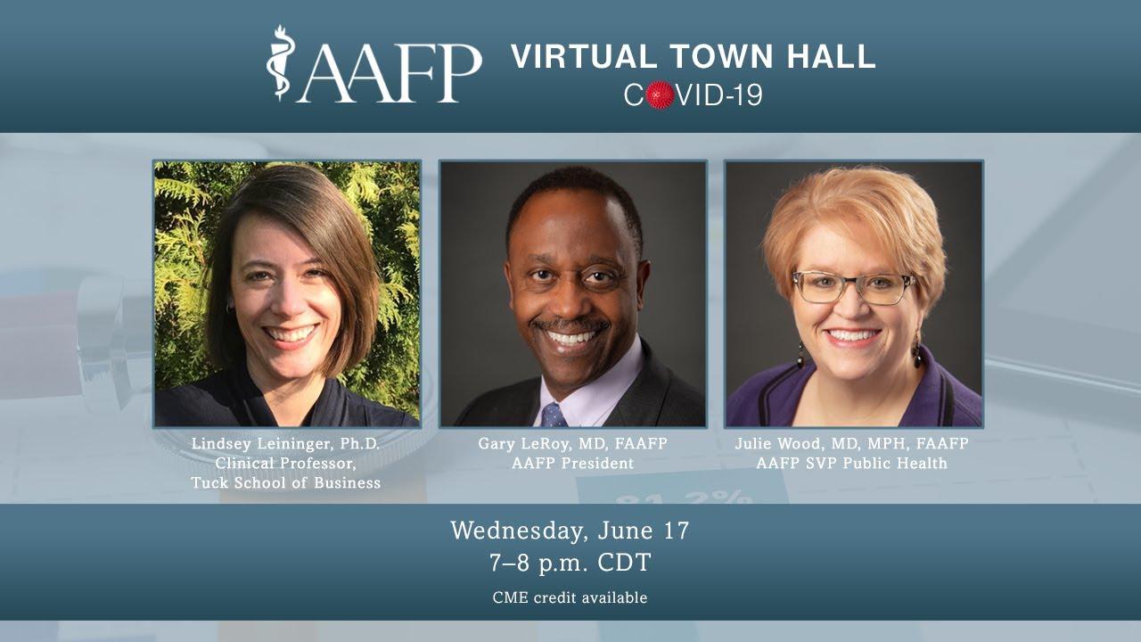 AAFP Virtual Town Hall