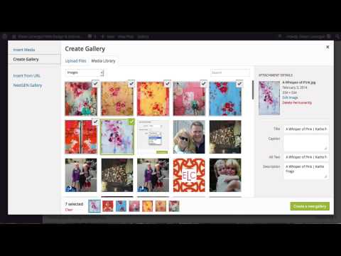 How to Create a Tiled Mosaic with JetPack   WordPress