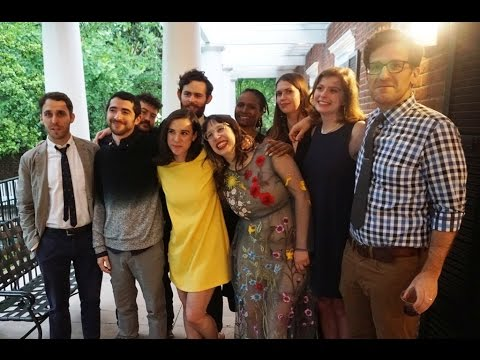 2017 University of Virginia 2nd Year MFA Reading (poetry & fiction)