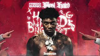 Fredo Bang - Bag Talk (Official Instrumental)