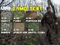 Airsoft Russian Camouflage Testing