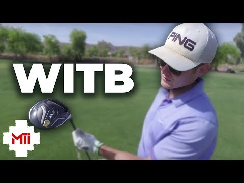 Professional Golfer Whats In The Bag - Conrad Isley