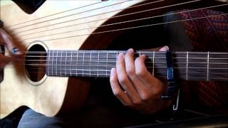 See You Again - Wiz Khalifa ft. Charlie Puth - Fast and Furious 7 - Harp Guitar Cover