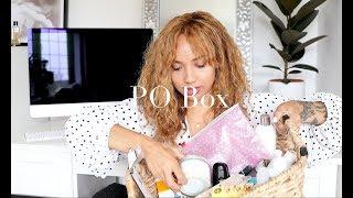 HUGE PO BOX OPENING! | Glossier, Missoma, Oskia etc.