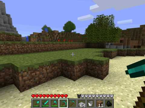 Minecraft - How To Get Stone