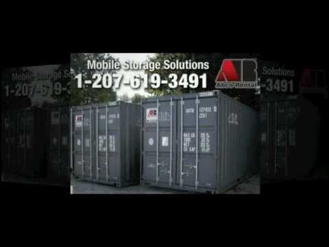 Superieur Storage Containers In Maine   AbcoRental.com 207 619 3491