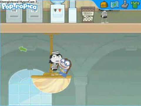 Poptropica-Super Power-Copy Cat