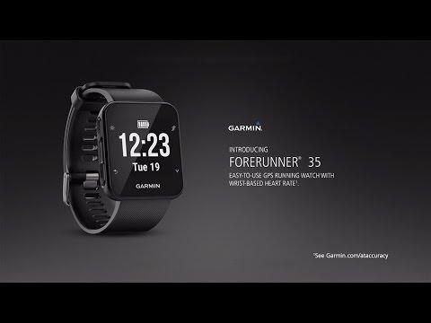 Forerunner 35: Run Your Heart Out
