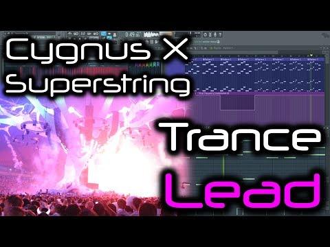 Cygnus X - Superstring (Rank 1 Remix)   Trance Lead Remake in FL Studio (Sensation Anthem 2000)