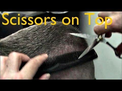 ✄ Barber Tutorials 5 - Zero Sides/Back + Scissors on Top
