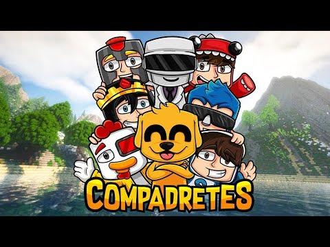 ¡UN COMIENZO DE LOCURA! (NADA OS SALE BIEN) 😁😍 #COMPADRETES - LA NUEVA SERIE
