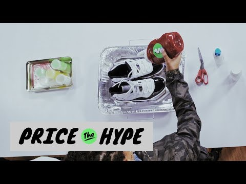 Speedy, Jinx, and Tony Try to Win Air Jordans I Sole Collector's Price the Hype