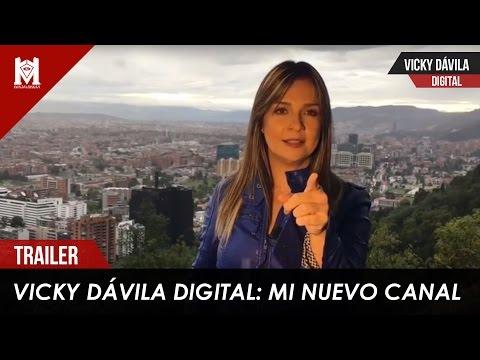 #VickyDavilaDigital: Mi Nuevo Canal De Youtube
