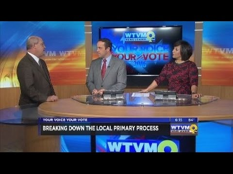 Breaking down the local primary process with CSU's Dr. Frederick Gordon