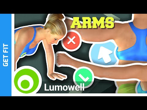 10 Minute Arm Workout Without Weights