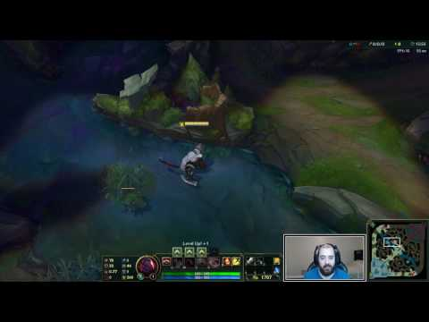 SoloRenektonOnly Shows Haste Reduce Ping in League of Legends Game