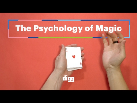 How Magicians Trick Your Brain: The Psychology Of Magic