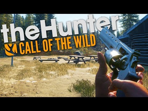 The Hunter Call Of The Wild | THE RHINO!!