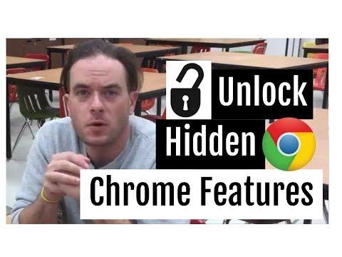 Unlock Hidden Features for Chrome