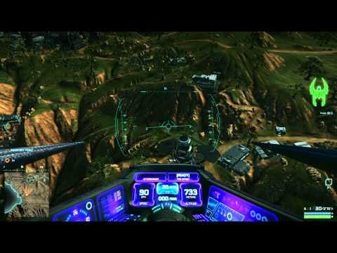Planetside 2 Tutorial: How to fly backwards