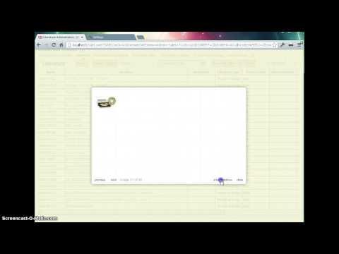 Siebel Open UI Literature Colorbox