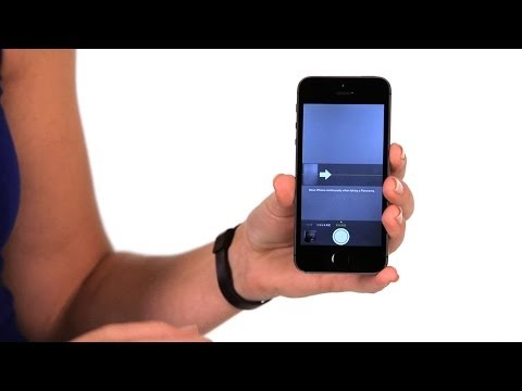 How to Take a Panoramic Picture | iPhone Tips